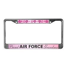 Proud Air Force Grandma (4 Robin K) LP Frame