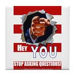 Hey YOU! Tile Coaster