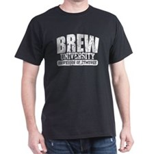 Brew University - Professor of Zymurgy T-Shirt
