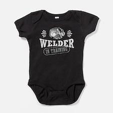 Welder In Training Baby Bodysuit