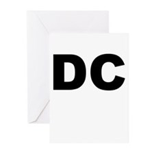 DC Greeting Cards (Pk of 10)
