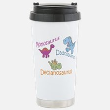 Mom, Dad & Declanosaurus Travel Mug