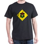 Traffic Light Black T-Shirt