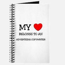 My Heart Belongs To An ADVERTISING COPYWRITER Jour
