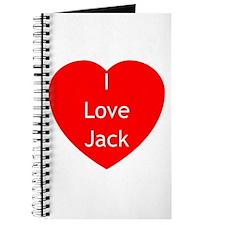 TW Love Jack Journal