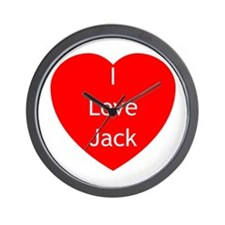 TW Love Jack Wall Clock