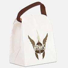 Hermes Canvas Lunch Bag