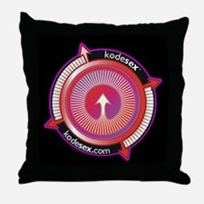 FISTING -- PENETRATOR Throw Pillow