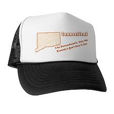 Vintage Connecticut Trucker Hat