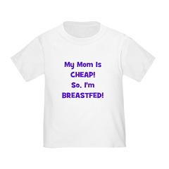 My Mom Is Cheap, So I'm Breas T