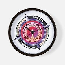 FISTING -- PENETRATEE Wall Clock