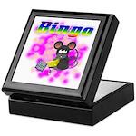Bingo 3D Mouse Keepsake Box