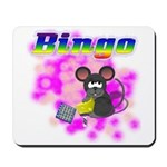 Bingo 3D Mouse Mousepad