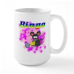 Bingo 3D Mouse Large Mug