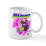 Bingo 3D Mouse Mug