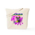 Bingo 3D Mouse Tote Bag