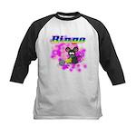 Bingo 3D Mouse Kids Baseball Jersey