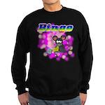 Bingo 3D Mouse Sweatshirt (dark)