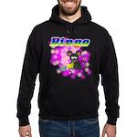Bingo 3D Mouse Hoodie (dark)