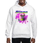 Bingo 3D Mouse Hooded Sweatshirt