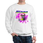 Bingo 3D Mouse Sweatshirt