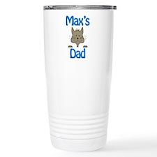Max's Dad Travel Mug