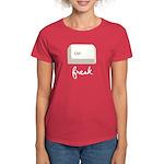 Ctrl (Control) Freak Women's Dark T-Shirt
