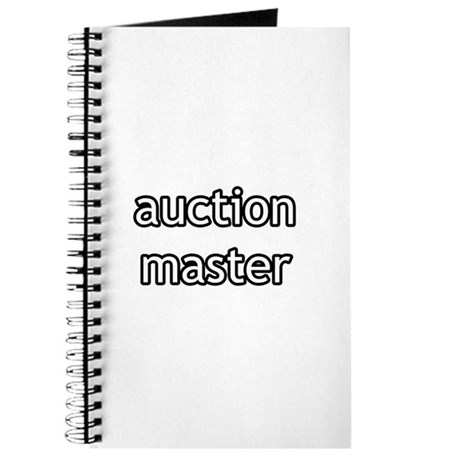 Auction Master Product Line Journal