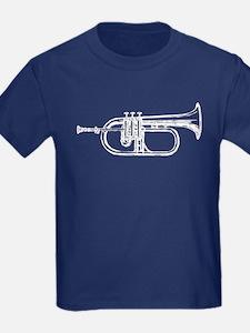 White Trumpet T