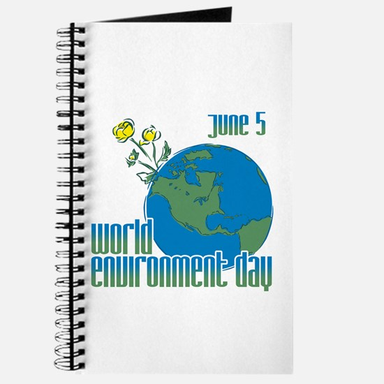 June 5: World Environment Day Journal