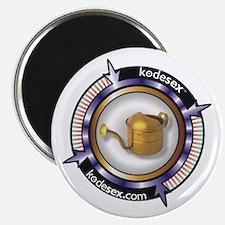 GOLDEN SHOWER -- RECEIVER Magnet