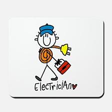 Basic Electrician Mousepad