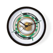 GOLDEN SHOWER -- GIVE & GET Wall Clock