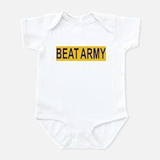 Beat Army Infant Creeper