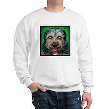 "Terrier Mix ""Daisy"" Sweatshirt"