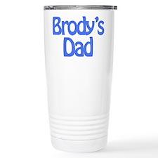 Brody's Dad Ceramic Travel Mug
