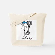 Basic Mechanic Tote Bag