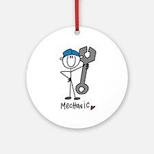 Basic Mechanic Ornament (Round)