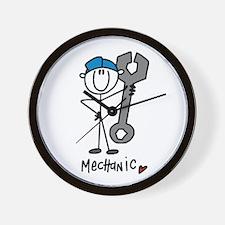 Basic Mechanic Wall Clock