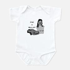 iroc a mullet Infant Bodysuit