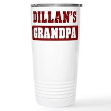 Dillans Grandpa Travel Mug
