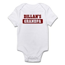 Dillans Grandpa Infant Bodysuit