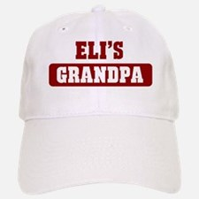 Elis Grandpa Baseball Baseball Cap