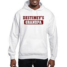 Destineys Grandpa Hoodie Sweatshirt