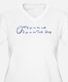 I Go To The Tack Shop T-Shirt
