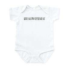 Nirvana Infant Bodysuit