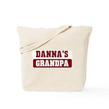 Dannas Grandpa Tote Bag