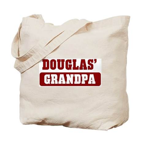 Douglass Grandpa Tote Bag