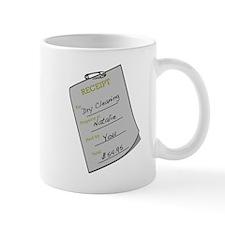 Natalie's Dry Cleaning Mug