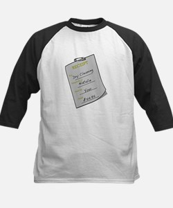 Natalie's Dry Cleaning Kids Baseball Jersey